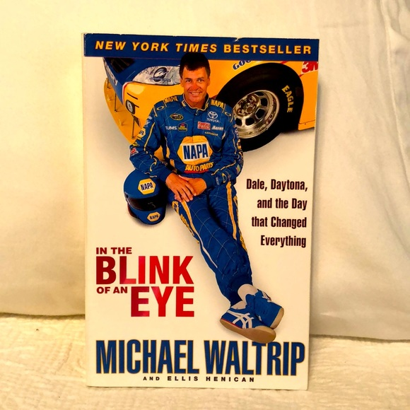 NASCAR's Michael Waltrip- In the Blink of an Eye